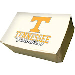 NCAA Rectangle Table Cover Mr. Bar-B-Q Color: Tennessee
