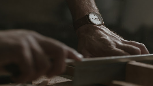 Lutify.me | Interview with Jared Fadel on creating a commercial for Arvo Watches