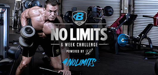 2015 No Limits Transformation Challenge - Bodybuilding.com
