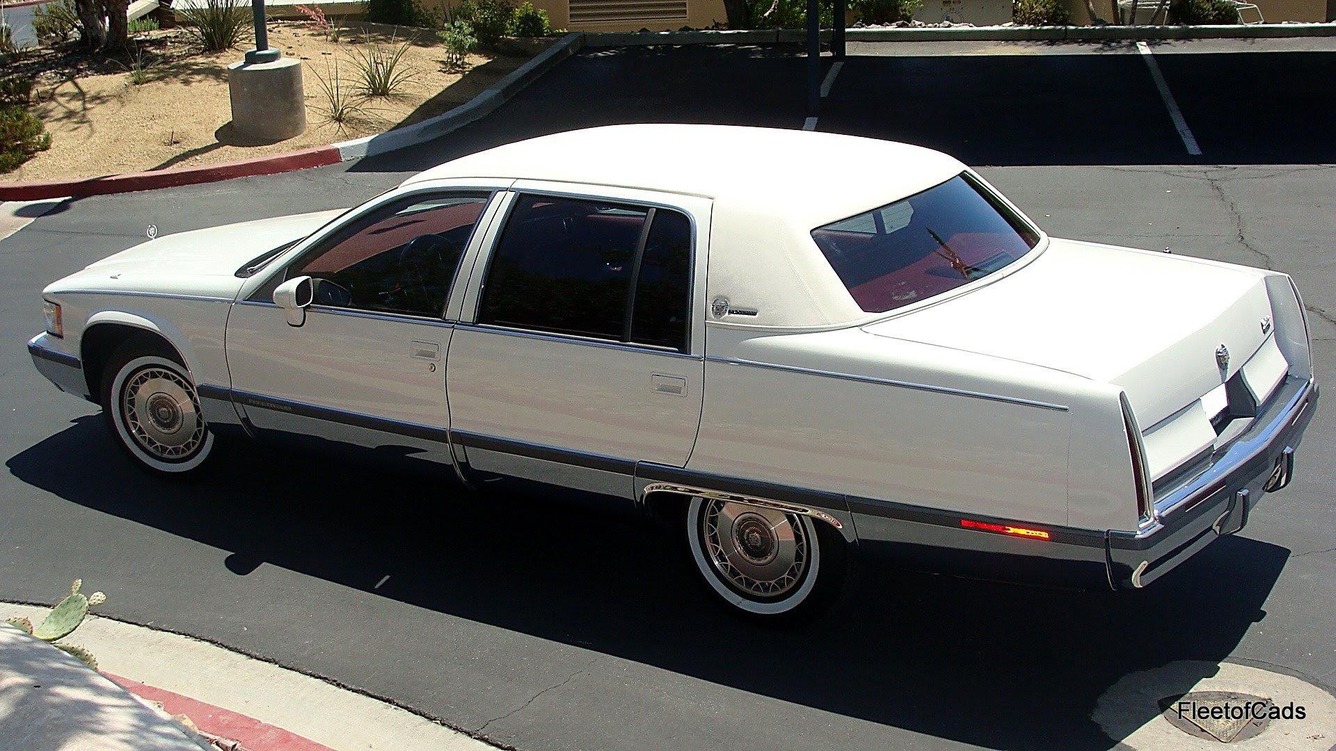 1993 Cadillac Fleetwood Brougham 48k miles