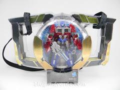 """Transformers Optimus Prime  """"Transformers Prime"""" Deluxe SDCC - empaque"""