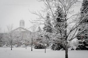 University of Denver winter