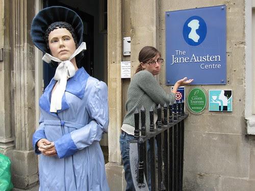 The Jane Austen Center Is Sad