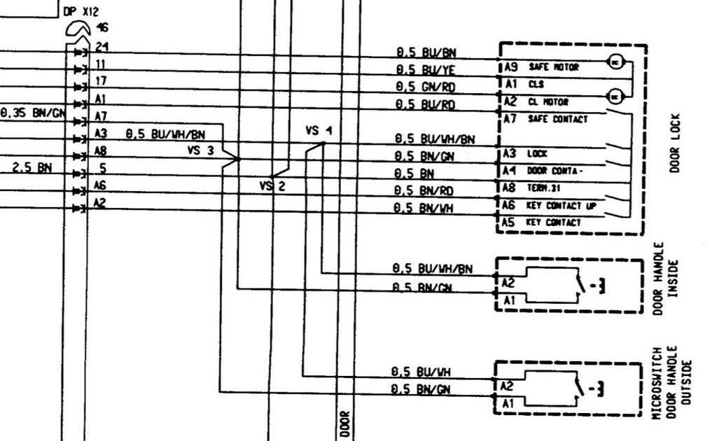 Car Alarm Wiring Diagram