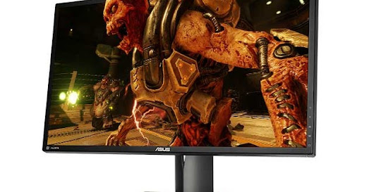 Asus ROG Swift PG248Q 24-inch Monitor with 180Hz Refresh rate announced