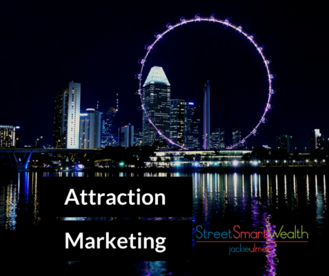 Attraction Marketing Online and Offline For Your Direct Sales Business - Jackie Ulmer, Direct Sales and Social Media Trainer