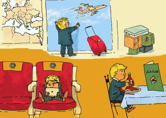 My First Big Boy Trip, an Easy Reader Book by Donald J. Trump