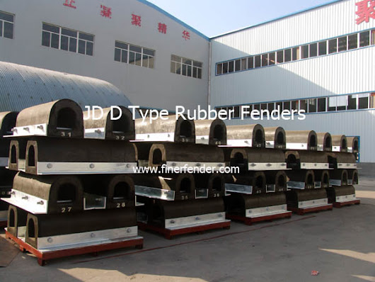 JD D Type Rubber Fenders