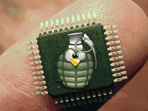 Linux cho điện tử BoreasLinux