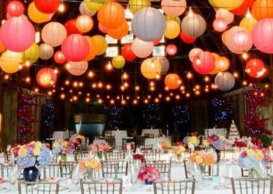 100 Charming Paper Lantern Wedding Ideas Hi Miss Puff