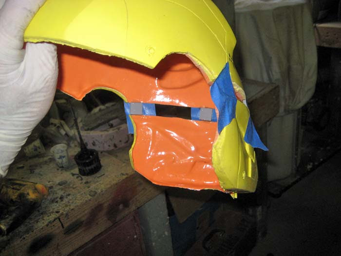 Helmet Stretching 4