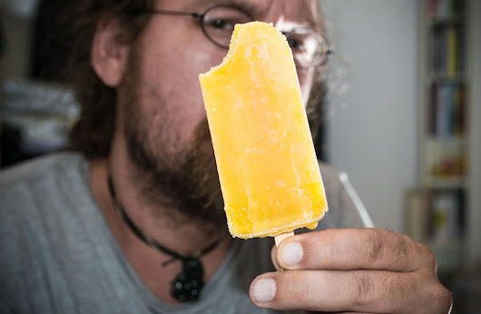 Vanille-Fruchteis-am-Stiel-Tag – National Creamsicle Day – 14. August