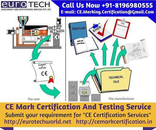 CE Mark Certification and Testing Service