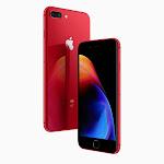 Apple iPhone 8 Plus 64GB Red Fully Unlocked (Verizon + GSM) Smartphone