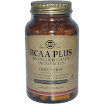 Solgar BCAA Plus (Free Form), Vegicaps - 100 vegicaps