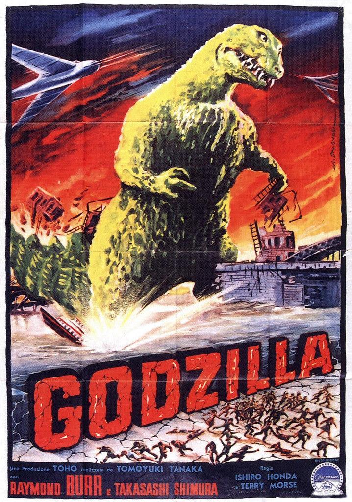 GODZILLA (1954) 2