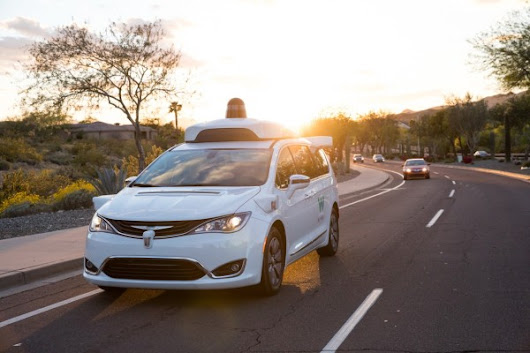 Waymo partners with Walmart, Avis, AutoNation and others to expand access to self-driving cars