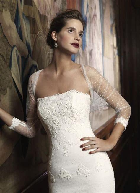 Bridal Wraps, Shrugs, Cloaks And Bolero Jackets #1978470