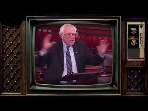 Man Up On The Hill Music Video - The Ballad of Bernie Sanders