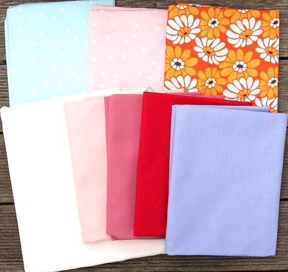 Fabrics from Whipstitch