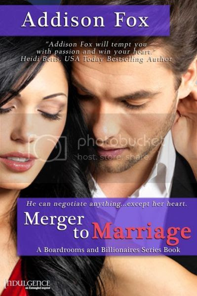 Merger to Marriage Cover