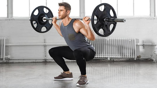 The Low Bar Squat