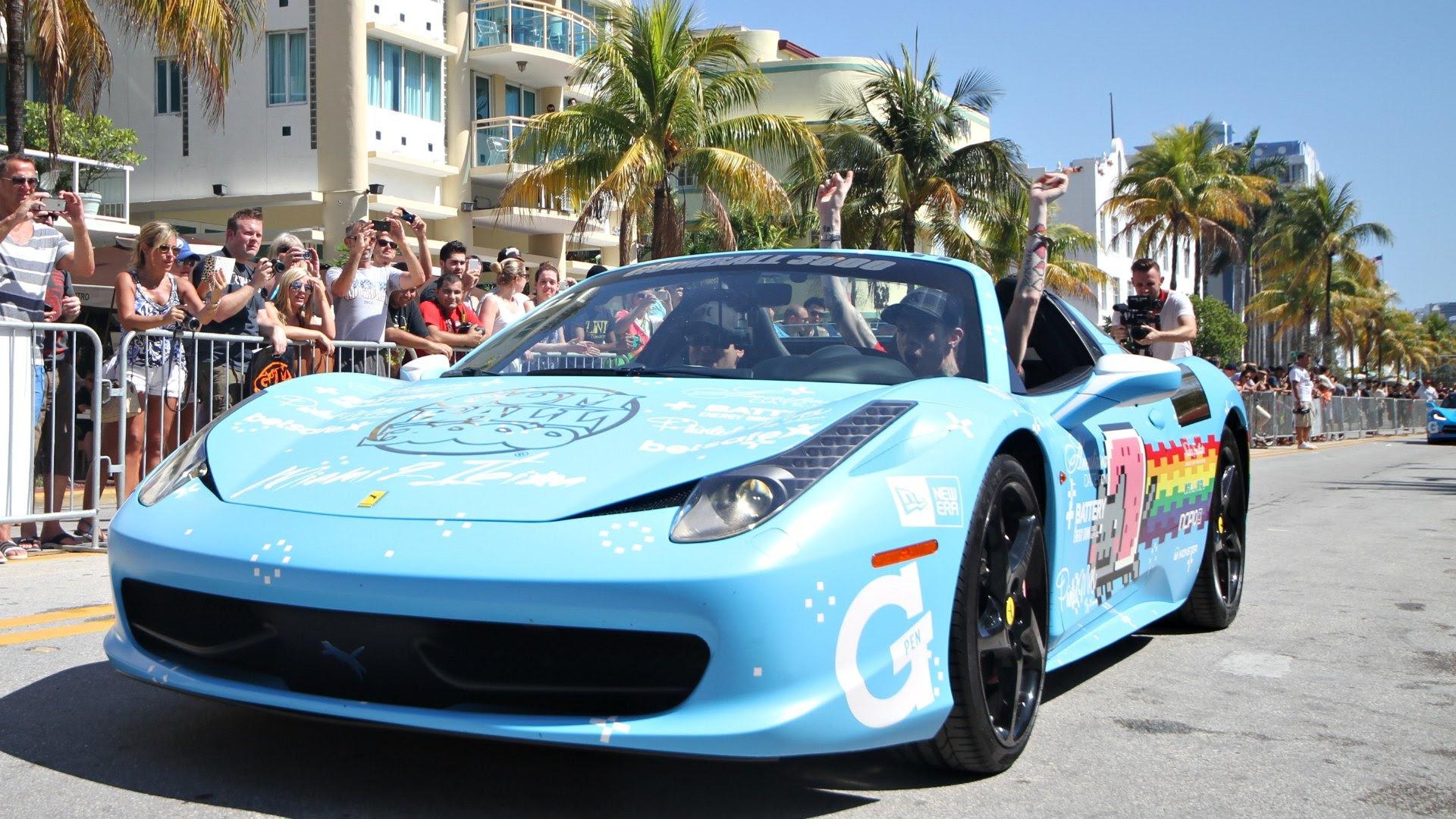 Ferrari Hates DeadMau5s Nyan Cat Car, Sends Cease And Desist
