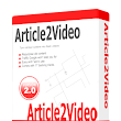 [GET] Article2Video Cracked - Free Download Crack - Best Cracked SEO Tools & Online Marketing Courses