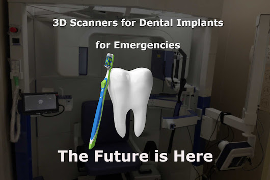 3d Dental Scans For Emergencies and How They Have Changed Things