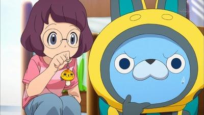 アニメ妖怪ウォッチ 第78話 感想 Part2 Usaピョンがロケット作りに