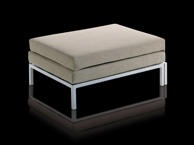 Willy pouf by Milano Bedding - Low seat, Versatile seats, Modern ...