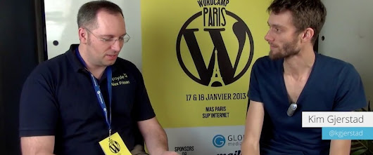 Interview with Kim Gjerstad of MailPoet @ WordCamp Paris »  MarketPress
