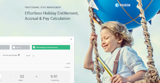 Holiday entitlement & pay calculator for temporary staff | PARiM