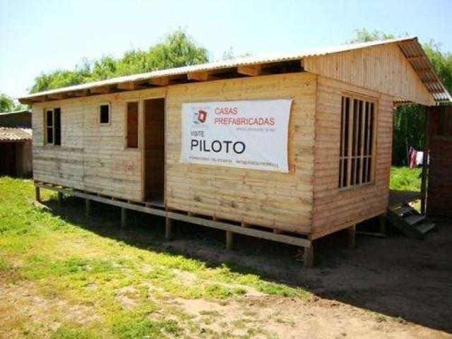 Casas de madera prefabricadas casas prefabricadas temuco for Casas prefabricadas valores