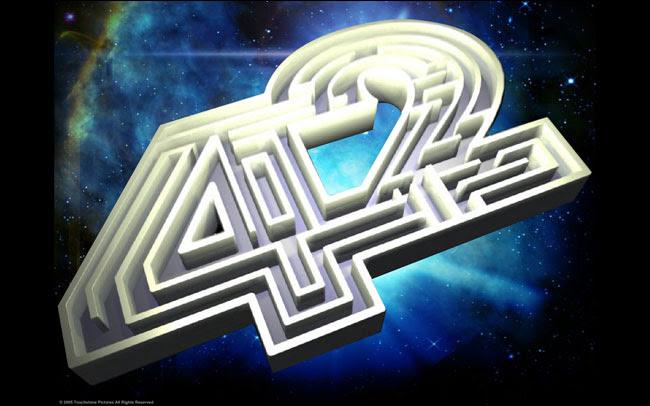 per anhalter durch die galaxis 42