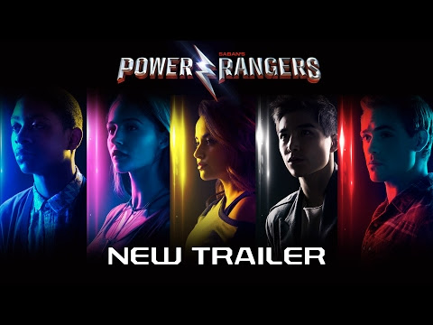 Trailer Park: 'Power Rangers' hopes to fight off the competition - TheCelebrityCafe.com