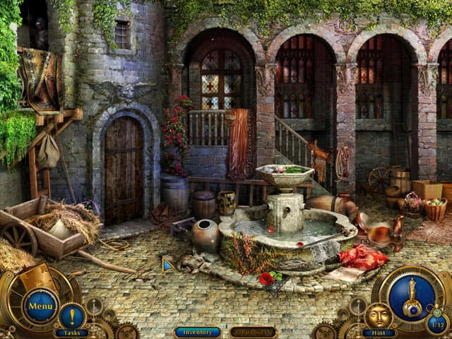 Amulet of Time Free PC Game Screenshot