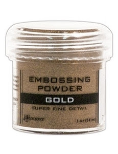 Ranger Embossing Powder SUPER FINE GOLD EPJ37408