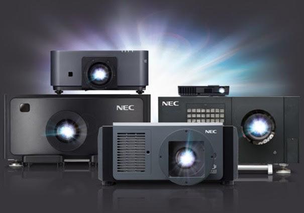 NEC DS proyectores SSL