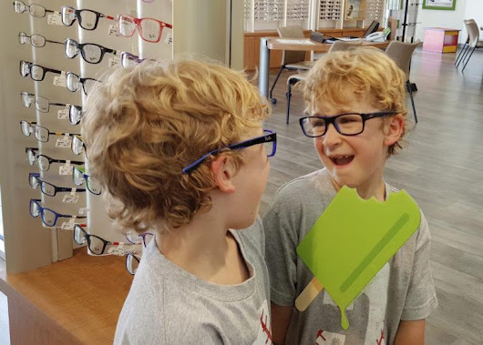 Back To School with Pearle Vision + Enter to WIN! -