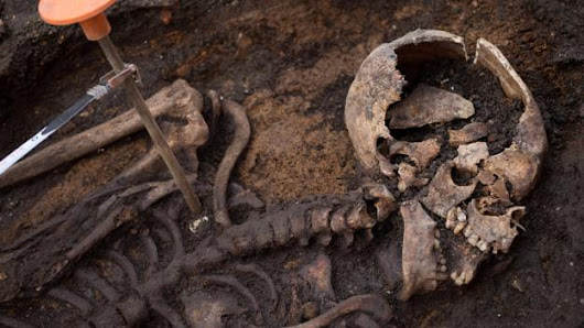The strange, gruesome truth about plague pits and the Tube