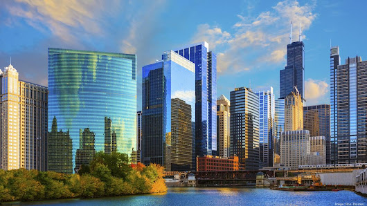 Chicago's office buildings are a major economic engine, per new study - Chicago Business Journal
