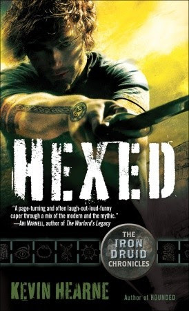 Hexed (Iron Druid Chronicles, #2)