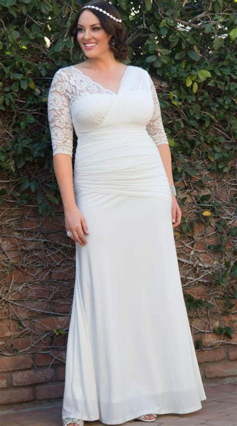 Plus size 30 wedding dresses   PlusLook.eu Collection