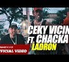 CEKY VICINY x CHACKA x FADUL - Ladron [Official Video]
