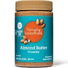 Stir Crunchy Almond Butter 16oz - Simply Balanced