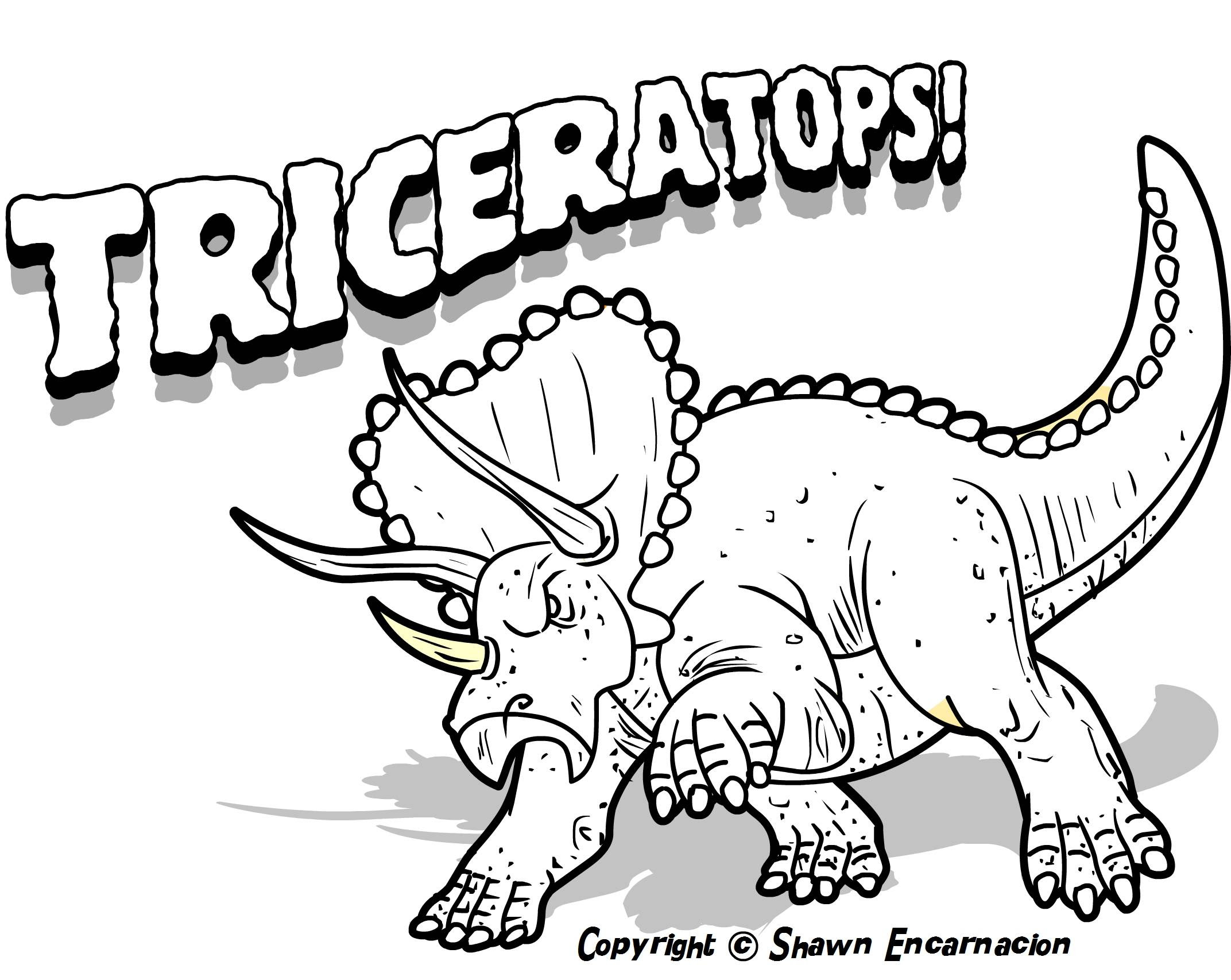 64 Dinosaur Coloring Book Pages Free Best HD