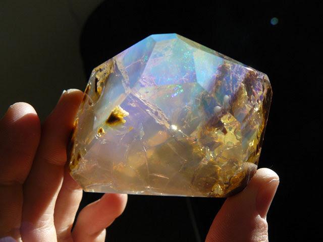 océan à l'intérieur d'une opale Oregon butte (4)