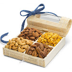 Nut Gifts Gourmet Food Gift Nuts Tray Gift Assortment Classic (Small) by Simply Crave