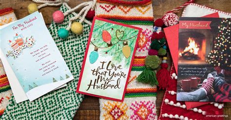 Christmas Messages for Husband   American Greetings